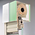Hohe Schallschutzwerte gehören beim KARO zum Standard