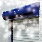 Optimaler Wärmeschutz bei geschlossenen Rollläden