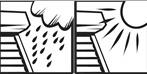 Schutz vor gutem und schlechtem Wetter